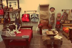 New Will Leather Goods store in Venice, CA: http://almanacofstyle.com/2012/10/08/venice-welcomes-back-will-leather-goods/