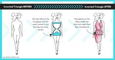 How to dress an INVERTED TRIANGLE Shape • Leslie Friedman Consulting: Fashion, Personal Branding, and Communication Resources