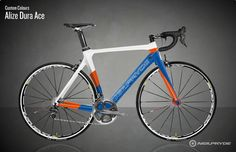Awesome Bogus Martini paint job on Ritchey P 29 - Page 4 - Bike ...