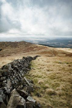 Merrick, Scotland by _henjay_