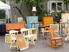 Furniture Re-do | Best Flea Markets In Pittsburgh