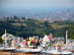 #bouquet #flower #wedding #party #matrimonio#sposi #sposa #bride #groom #view #bologna #balcone #weddingplannerbologna #locationmatrimonibologna #cabiancadellabbdessa