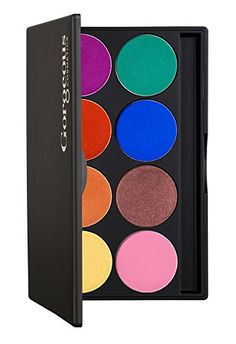 Gorgeous Cosmetics Neon Eyeshadow Palette, 8 shades, Compact with Mirror Best Foundation Makeup, Best Teeth Whitening Kit, Extreme Makeup, Contouring And Highlighting, Makeup Brands, Luxury Beauty, Eyeshadow Palette, Makeup Eyeshadow, Hair And Nails
