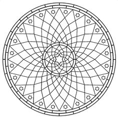 Mandalas bring relaxation and comfort to adults all over the world. Mandalas are one of our favorite things to color. Kids can color them too! We have some more simple mandalas for kids to color. Mandalas for Kids Geometric Coloring Pages, Pattern Coloring Pages, Printable Adult Coloring Pages, Mandala Coloring Pages, Coloring Pages To Print, Coloring Book Pages, Coloring Sheets, Coloring Pages For Kids, Kids Colouring