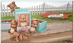 !Ohmai: Beary Lurvin Gift @ Mingle | Flickr - Photo Sharing!