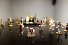 Get Lost in Tiny Art at the Museum of International Folk Art