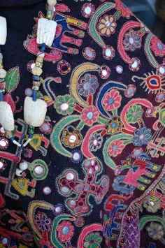 rabari embroidery northern india