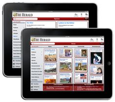 Mobile application design for research.