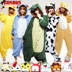 6bdcc9516d8 Kigurumi Pajamas All in One Pyjamas Animal suits Cosplay Costume Adult  Garment Coral fleece stitch cartoon