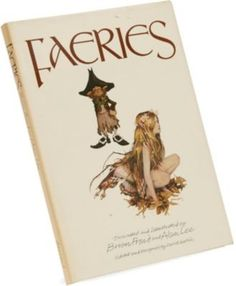 vintage faeries book