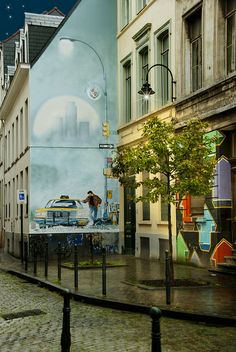 Brussels, Comic Strip, XIII | Flickr - Photo Sharing!
