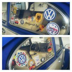 VW STICKERS
