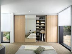 Lekre skyvedører! Vi tilpasser garderoben etter dine mål, så får du maksimal utnyttelse av plassen. Kom innom butikken i Drammen så ser vi på mulighetene! Schmidt, Showroom, Divider, House Design, Bedroom, Closet, Furniture, Home Decor, Custom Furniture