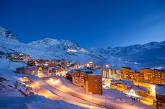 awesome 5 star all inclusive Europe: Ski France