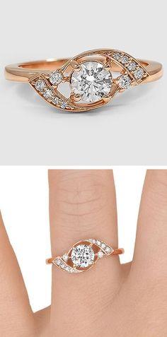 Irish Diamond Ring