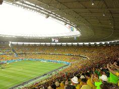 Brasil x Mexico #cariocadna #worldcup2014 #copa2014 #Brasil2014 #soccer #futebol #vaitercopa  #CariocaNaCopa