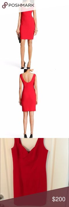 Diane Von Furstenberg Bustier Ceramic Sheath Dress Bodycon style with flattering seam detail. Back zip. Falls to above the knee. Fit is true to size.  Never worn. Diane von Furstenberg Dresses Mini