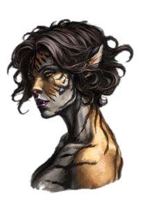 f npc Catfolk portrait jungle Afbeeldingsresultaat voor fantasy art female Fantasy Portraits, Character Portraits, Fantasy Artwork, Fantasy Races, Fantasy Rpg, Dnd Characters, Fantasy Characters, Fantasy Inspiration, Character Inspiration