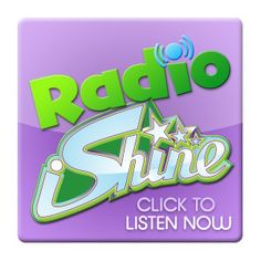 Listen to a radio built JUST FOR TWEENS!   Fun (clean) music! You might even want to dance too.  #kids #entertainment kids tweens  iShine Live