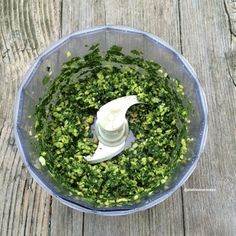 Sauce Pesto, Pesto Recipe, Cooking Chef, Easy Cooking, Marinade Sauce, Sauce Crémeuse, No Salt Recipes, Tapenade, Hummus