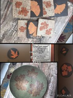 Petrified Forest Bowl, Coasters and Plaques in Hoods' Garage Sale in Lexington , MA for $200..