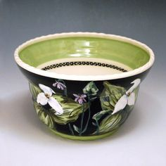 Heather Lane Pottery Bowl