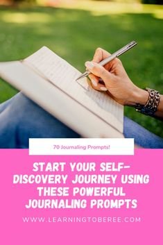 Self-discovery is at your fingertips (or the tip of your pen!) Use these powerful journaling prompts to help you learn more about yourself and how you relate to others and the world around you. Make sure to save this and share with a friend srcset= Feeling Sick, How Are You Feeling, My Love Meaning, Journal Writing Prompts, Self Acceptance, Spiritual Practices, Self Care Routine, Self Discovery, Coping Skills