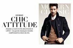 Cultures Hommes: Lookbook H&M