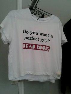 Vuoi un ragazzo perfetto? Leggi libri.