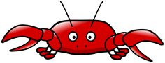 Free to Use & Public Domain Crab Clip Arhhyyht