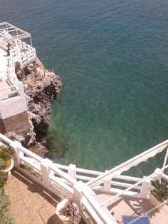 Gibraltar , Europe - Caleta Palace, view from hotel