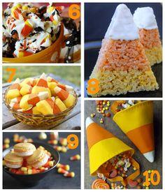 Candy Corn Treats 2