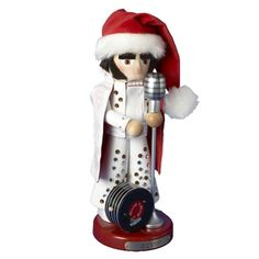 Retired 2011 Steinbach Wooden King of Rock Elvis Presley Nutcracker >>> Be sure to check out this awesome product.
