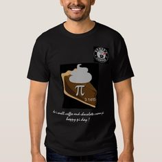 Happy Pi Day - Renees Coffee Club 1175 Shirt 1
