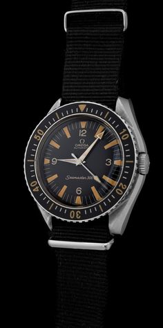 Omega Seamaster 300 Vintage ST 165.024 : 3 montres, 3 personnalités