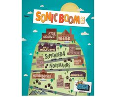 Sonic Boom 2010 Poster