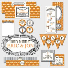 printable party connection
