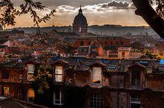 Rome (Via Margutta) - (by Irene ♥´¨`♥)