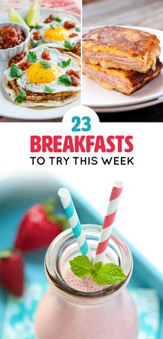 23 breakfasts you'll want to eat all day breakfast вкусняшки Breakfast And Brunch, Best Breakfast, Breakfast Quiche, Breakfast Burritos, Dinner Recipes For Kids, Brunch Recipes, Kids Meals, Breakfast Recipes, Breakfast Ideas