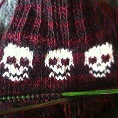 Simple small skull
