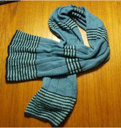 bonderøvens halstørklæde