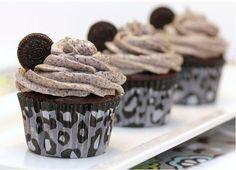 oréo cupcake