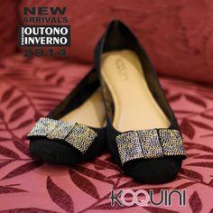 Olha só que linda. Já em a sua? Compre Online: http://koqu.in/1ol12zW #koquini #sapatilhas #euquero