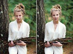 Maine, forest, fashion
