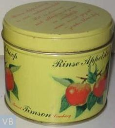 Timson - Rinse Appelstroop [Kleine appeltjes]