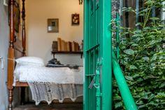 Casa Azul, Frida Kahlo bedroom