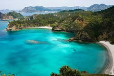 Paradise beach found in Tokyo!!!???  The Ogasawara Islands are located in the North-Western Pacific Ocean roughly 1,000 km south of the main Japanese Archipelago.  The Ogasawara Islands were added to UNESCO's list of World Natural Heritage sites in 2011.