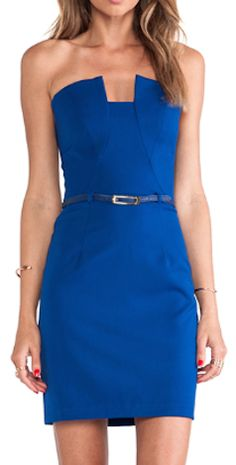 cobalt mini dress http://rstyle.me/n/pbk6apdpe