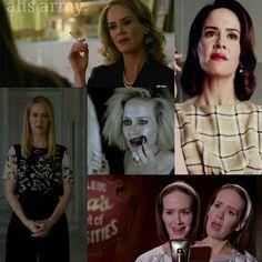 Sara Paulson  The Many Faces