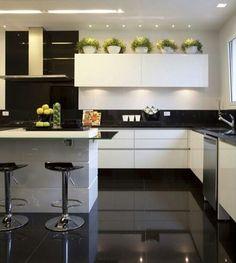 Construindo Minha Casa Clean: 25 Tipos de Pedras para Bancada da Cozinha! Veja as Melhores Opções!
